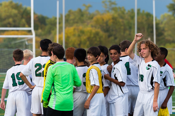 Atholton JV vs River Hill - 10/9/15