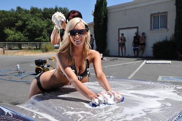 Rock Zombies 2010 Bikini Car Wash