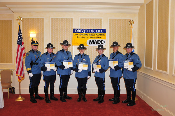 MADD Awards Ceremony - Spring 2009