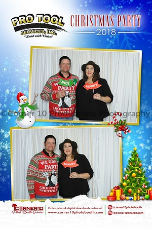 Pro Tool Services, Inc. Christmas Party 2018