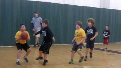 Grant - Basketball 2012