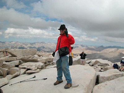 Mt. Whitney Expedition 2003