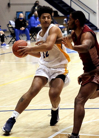 VU Men's Basketball vs Shawnee 2/22/21