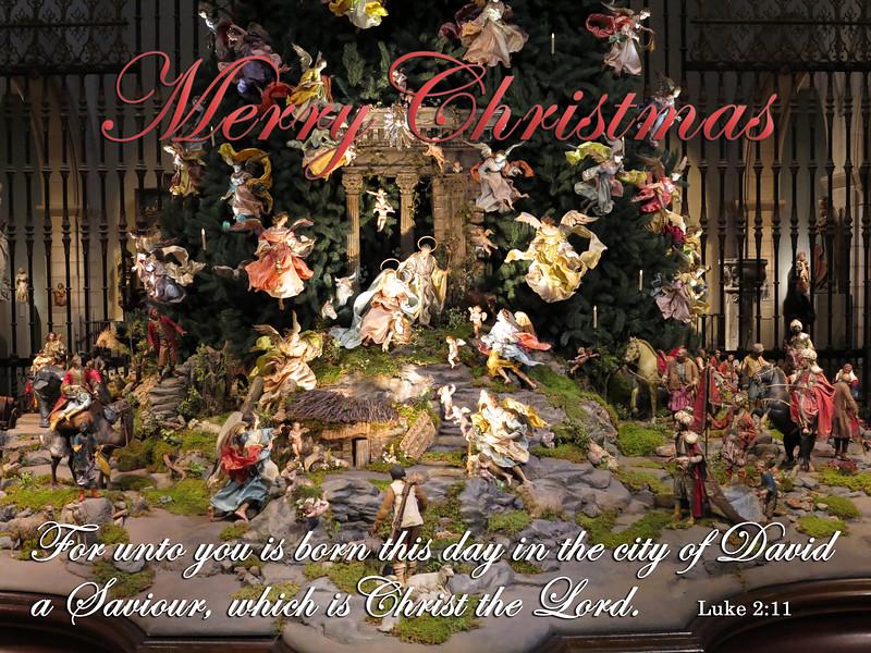 Christmas Greeting - The Met Angel Tree