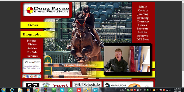 Doug Payne Website