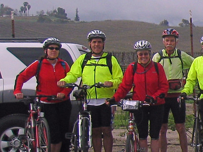 Ride to the Panoche Inn