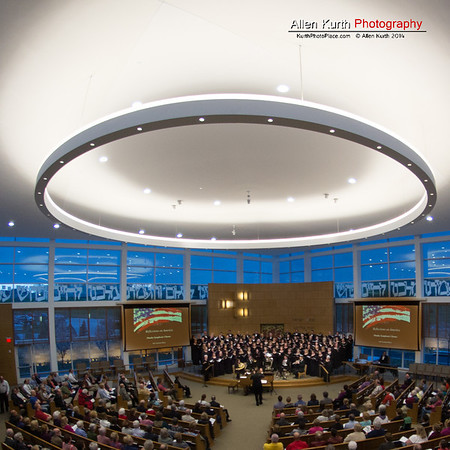 Omaha Symphonic Chorus - Reflections on America