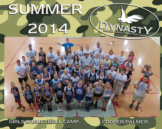 Girls Basketball Camp
