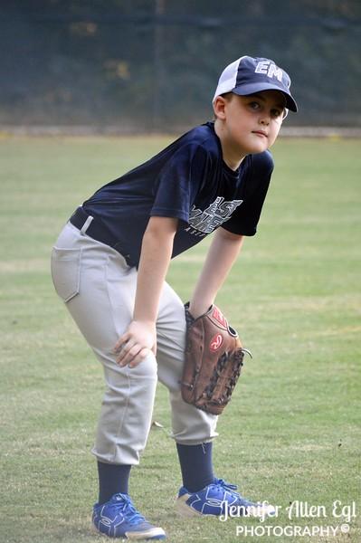 East Marietta Little League 09/06/2016 Blue Devils @ Athletics