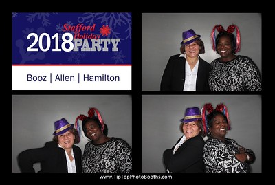Booz Allen Hamilton Holiday Party