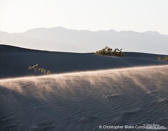 Sand Dunes - Death Valley-2