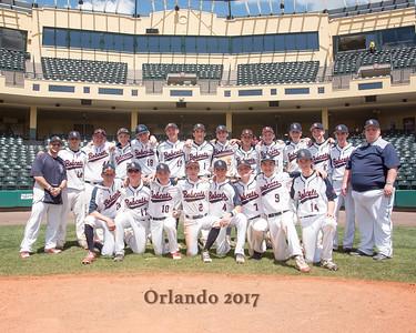 Varsity Baseball 2017