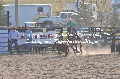 05-24-14 2nd go Calf Roping