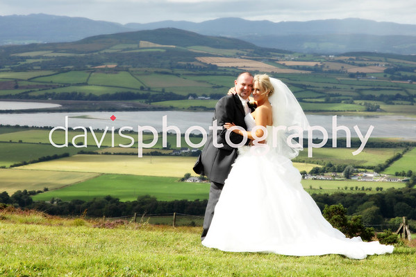 Jayne & Andy An Grianan Burt Donegal Wedding Photography