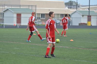 BJV Soccer vs GB 9-28-19