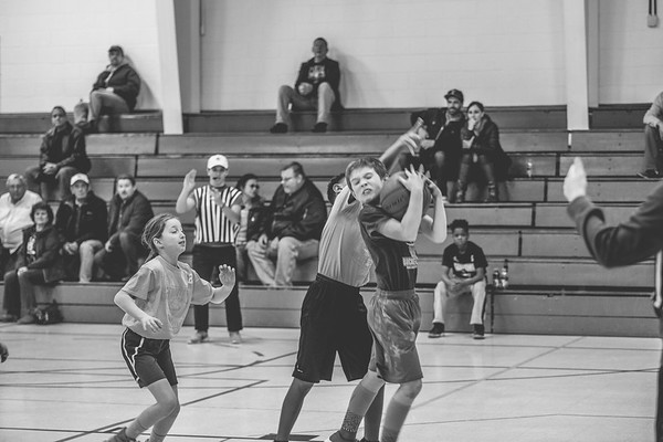 Jaydon Basketball 2017-18