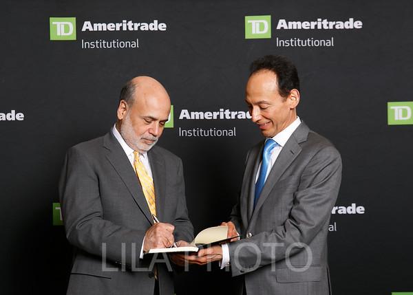 VIP Photo - Dr. Ben Bernanke