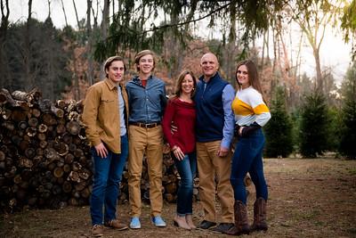 Sayler Family 2020