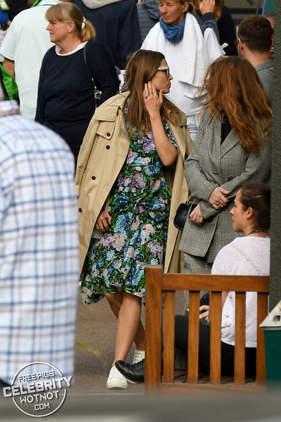 Justin Timberlake & Jessica Biel Look Like a Perfect Match In London