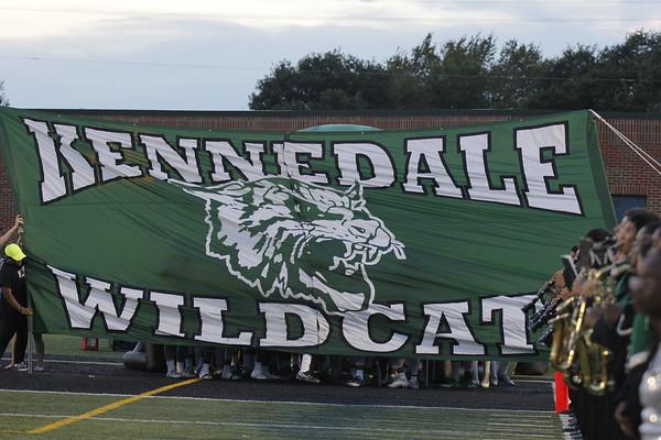 Kennedale vs WF Rider 9.16.16