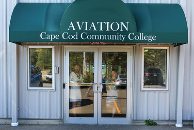 Cape Cod Community College Aviation  5/19/16