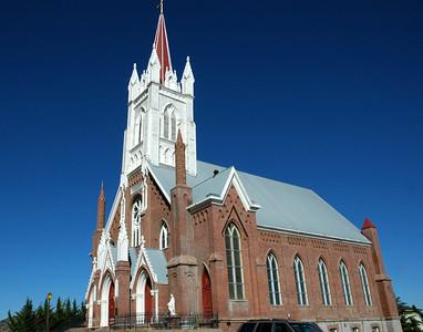 Virginia City - Churches
