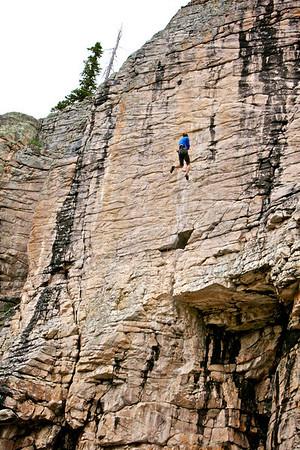 Uintas Climbing 08-09-13