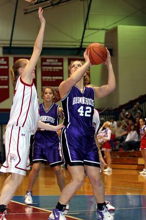 Brownsburg v Plainfield Girls Basketball