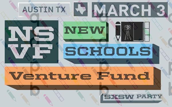 New Schools Venture Fund SXSW Party