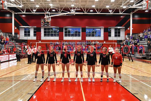2021 CHS Volleyball - Liberty