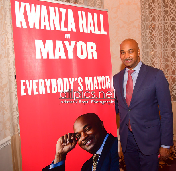 3.7.17 PRIVATE DINNER: IN SUPPORT OF CANDIDATE  KWANZA HALL