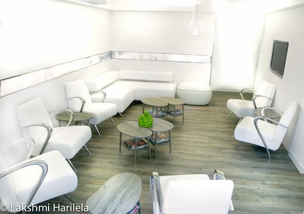 Lauren Bramley Clinic Interiors