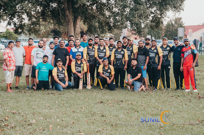 St. James Knanaya Church Cricket Team