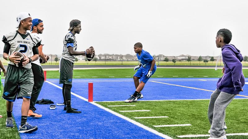 Kids Spring Football Camp 05-28-16-17