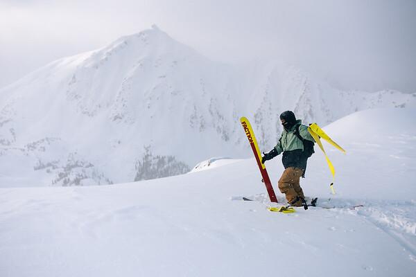 Faction Skis - BC