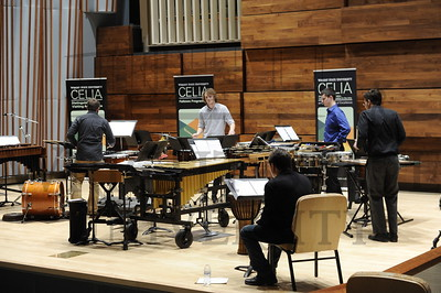 15259 Keith Lockhart Master Class Percussion 3-12-19