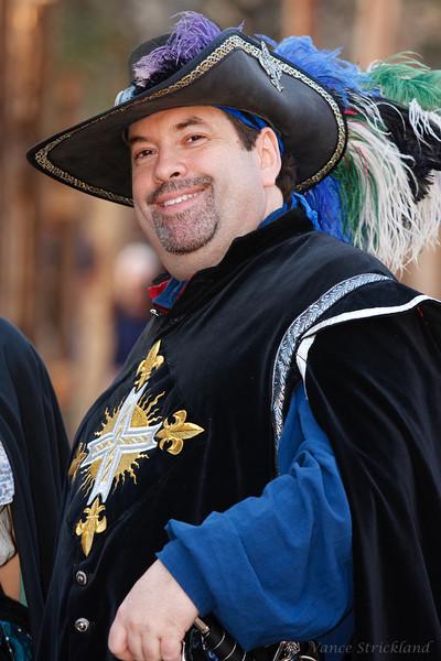 Musketeer - Sir Nicolas