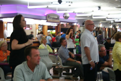 2012 Volunteer Bowling Party