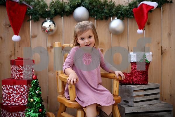Noah's Ark Formals & Santa