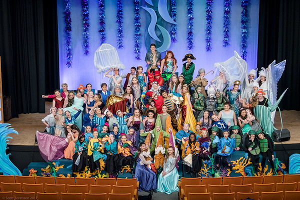 201711 The Little Mermaid bonus photos