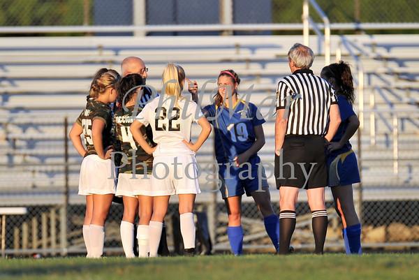 Berks Catholic vs Muhlenberg Girls Soccer