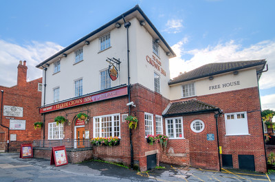 Ye Old Crown Inn, Stourport