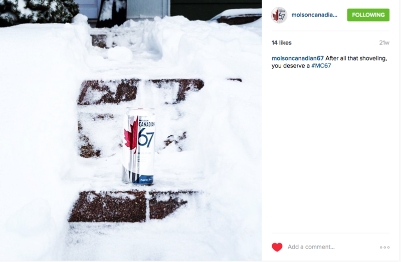 Molson 67 IG - Snowy Stairs.png