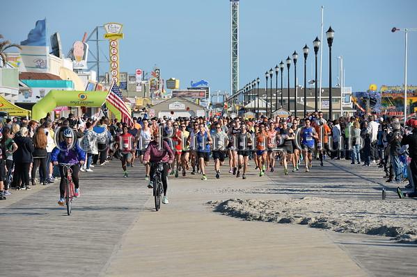 2016 Seaside Half Marathon and 5K Run