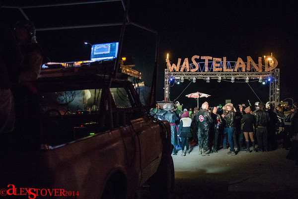 Aesthetic Meat Front - Wasteland Weekend 2014