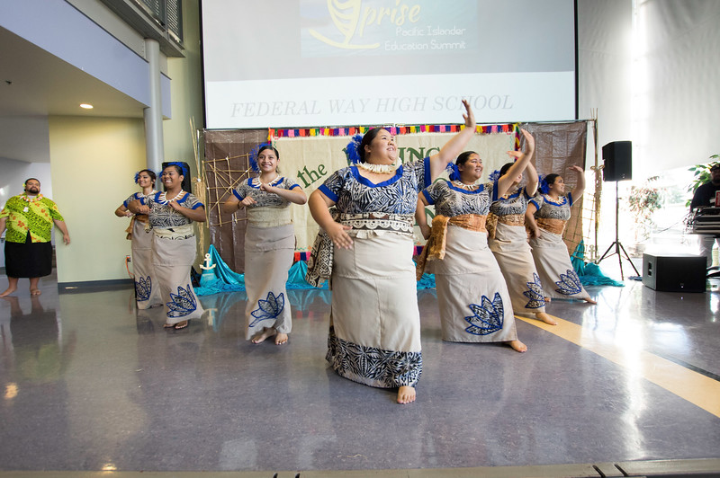 UPRISE Pacific Islander Education Conference 2017: Waking the Navigator Within