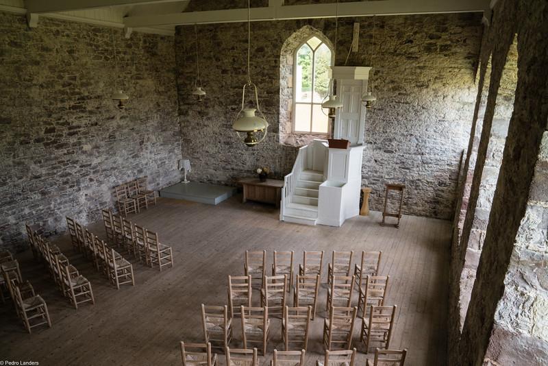 Clachan Church in Applecross