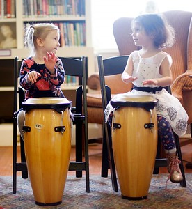 Nature Stories Through Dance, Drum and Song-120418