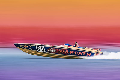 2021 08 - Warpath 41' World Champion BaT
