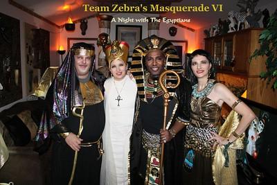 20111105 Team Zebra's Masquerade VI...A Night with The Egyptians